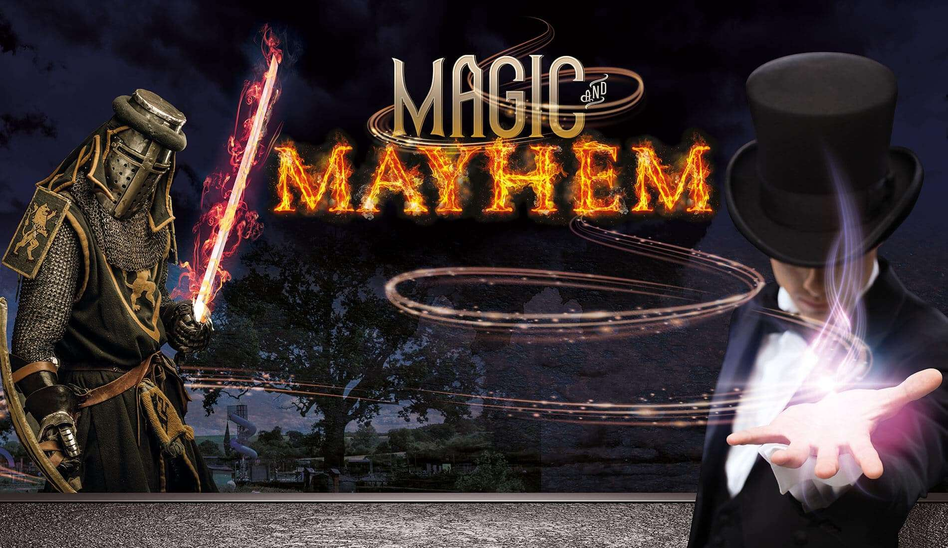 Hatton Magic and Mayhem design
