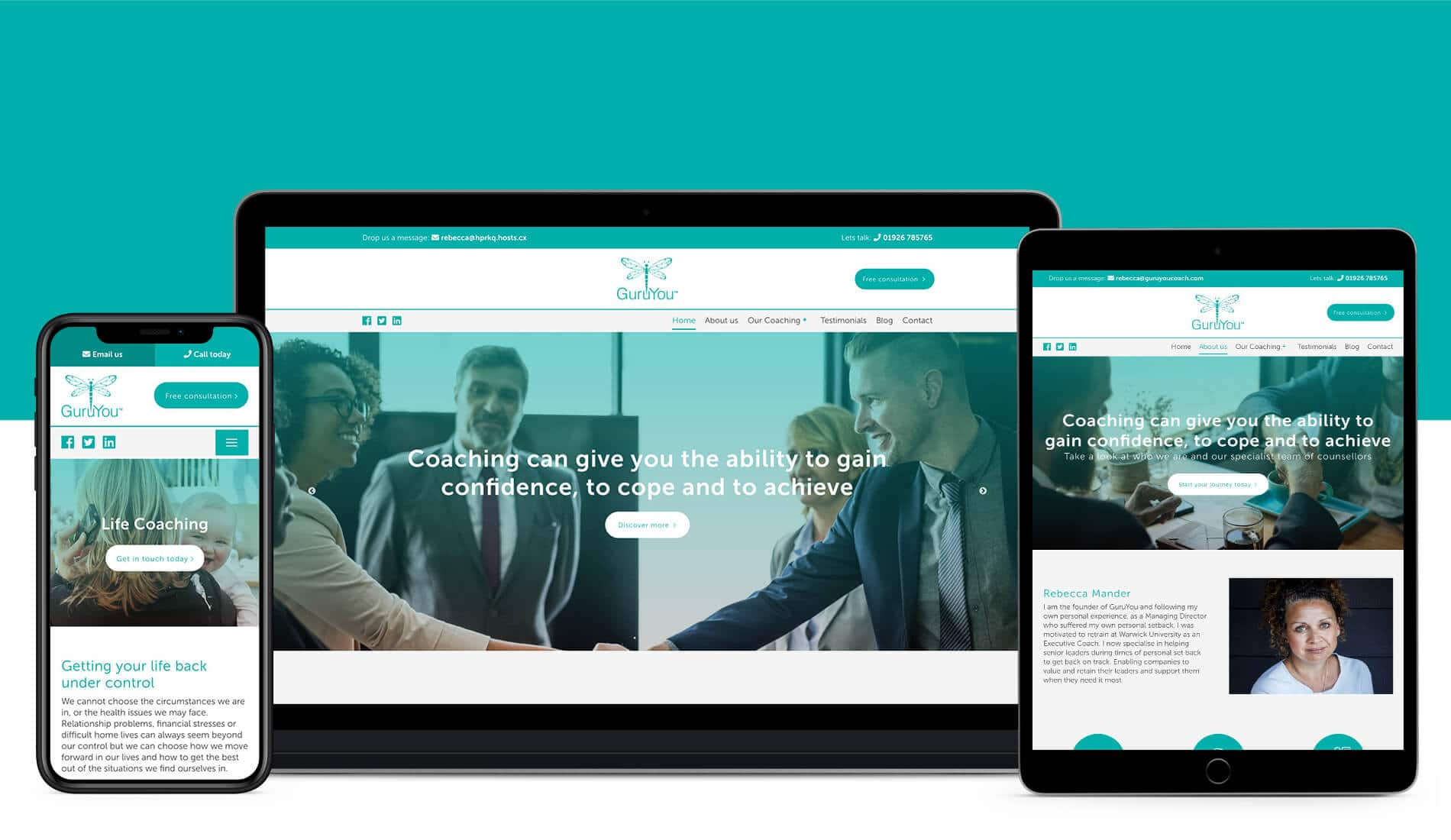 Guru you website design