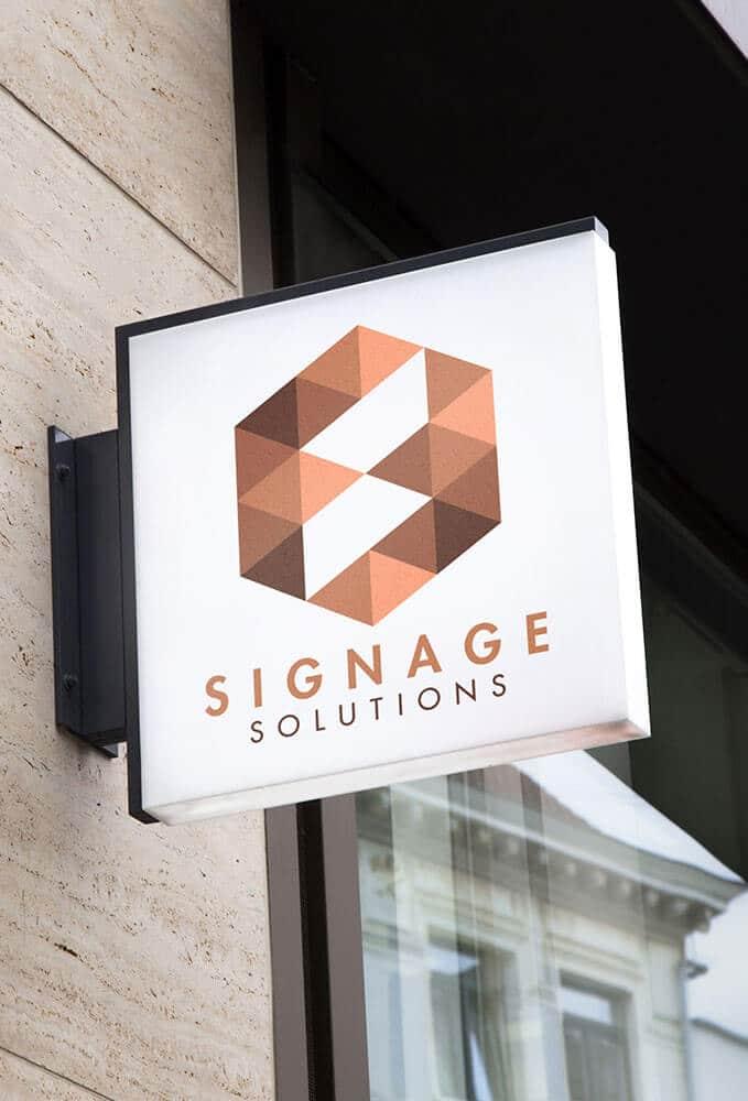Signage Design Solution