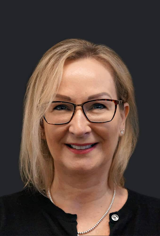 Wendy Andrews Managing director at Creative Touch Design