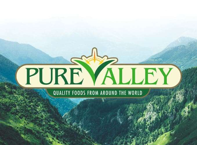 Brand Identity for Pure Valley